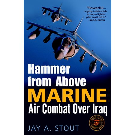 Hammer from Above : Marine Air Combat Over Iraq