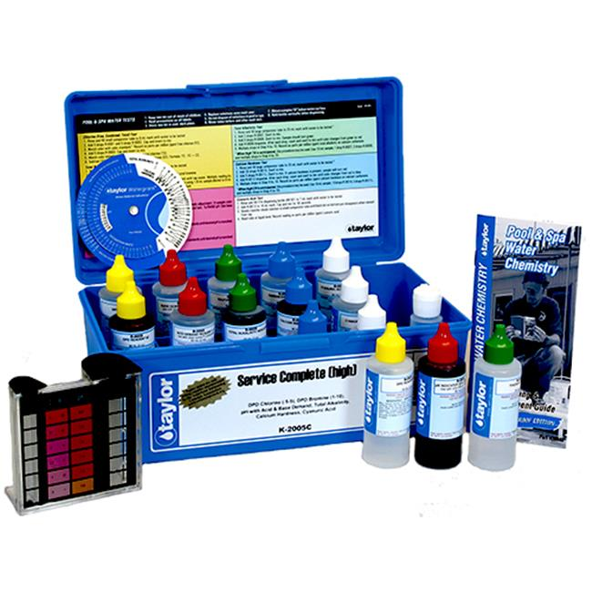 Taylor Technologies K-2005C Professional Service Complete Test Kit