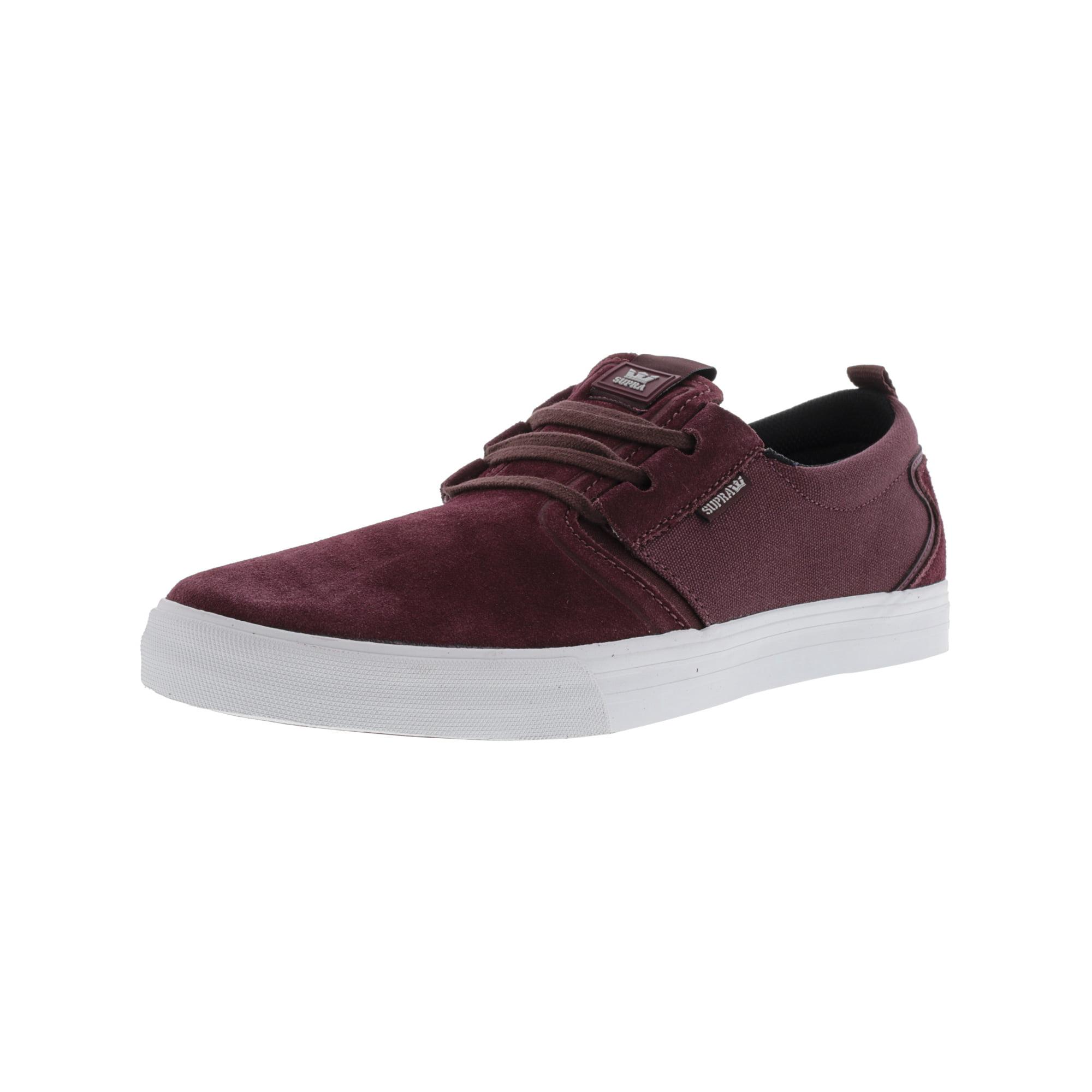 2f2eb76dfd Supra Men's Flow Black / White Ankle-High Leather Skateboarding Shoe - 10M    Walmart Canada