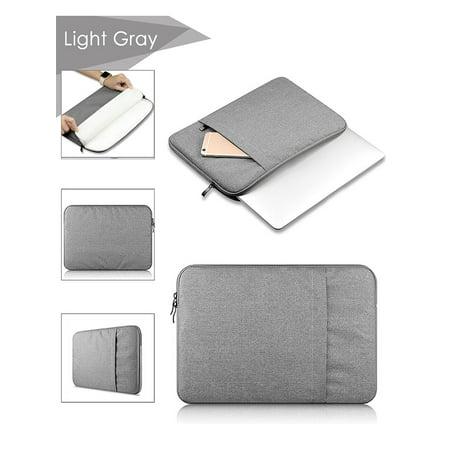 iClover Water Repellent Laptop Sleeve Case Notebook Bag for MacBook Air 13