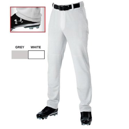 Image of Alleson Pant-Open Bottom - Youth-Color: White, Size: XSM