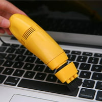 Mini USB Keyboard Vacuum Cleaner PC Laptop Desktop Computer Notebook Keyboard Dust Cleaning Brush Kit