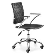 Criss Cross Office Chair Multiple Colors