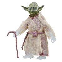 Star Wars The Black Series Star Wars: The Last Jedi Yoda (Force Spirit) Action Figure - 6-Inch-Scale Episode VIII Star Wars Collectible