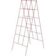 Panacea Products-A Frame Trellis- Red 46x18