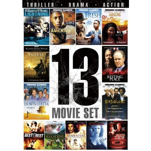 13-Movie Set [DVD]