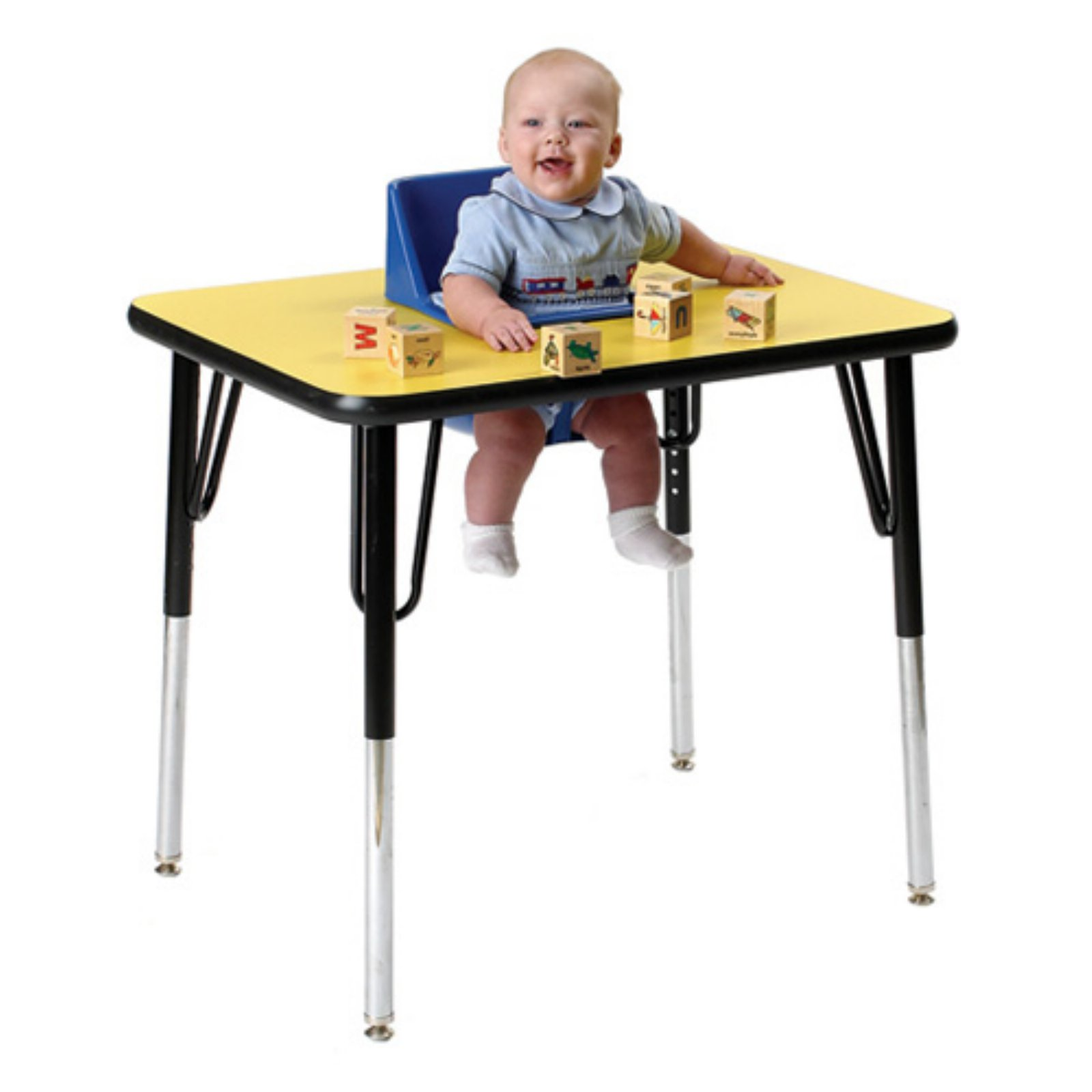 1 Seat Toddler Activity Table
