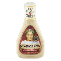 Newman's Own Creamy Caesar Dressing, 16 Oz