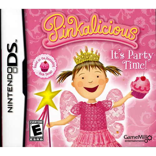 PINKALICIOUS DS