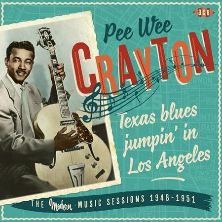 Texas Blues Jumpin in los Ange (CD) (Texas Blues Rock)