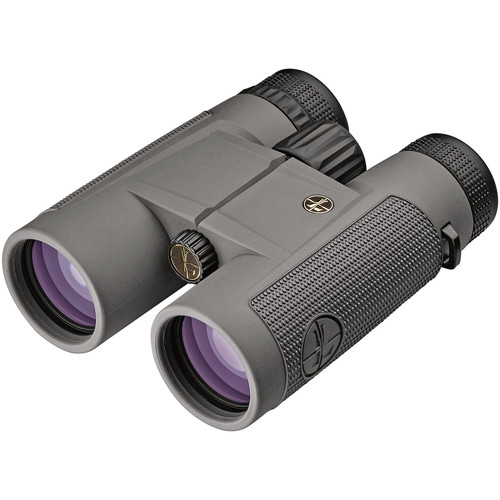 Leupold BX-1 McKenzie Binocular 10x50mm, Roof Prism, Shadow Gray by Leupold