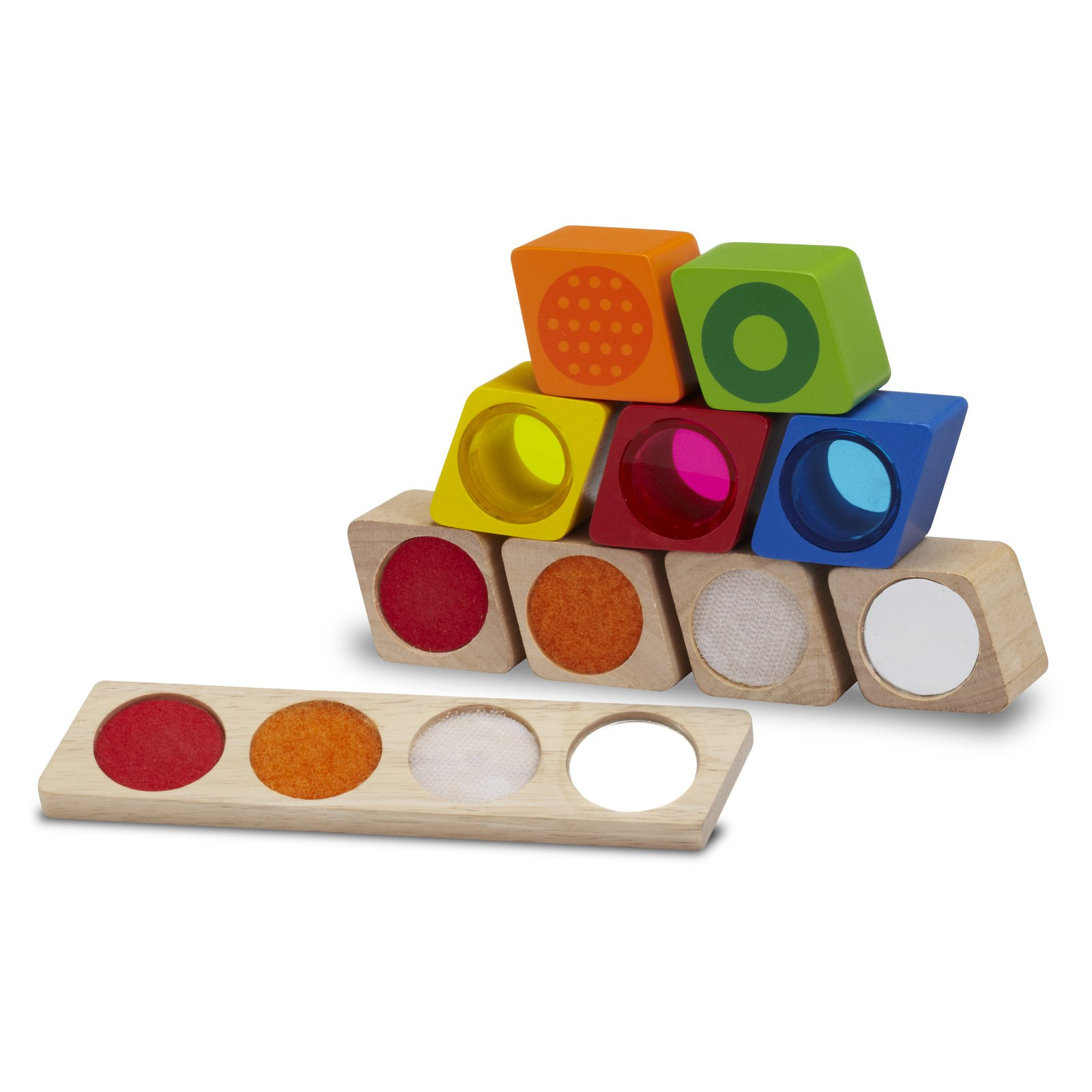 Wonderworld Wonder Sensory Blocks