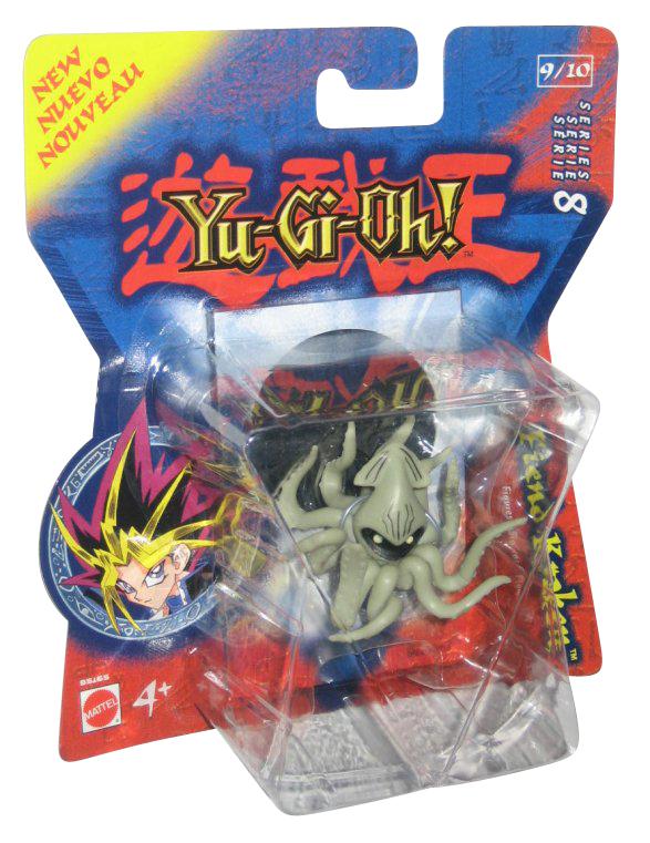 Yu-Gi-Oh! Fiend Kraken Series 8 Mattel Anime Action Figure by Mattel