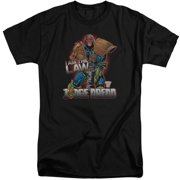 Judge Dredd Law Mens Big and Tall Shirt