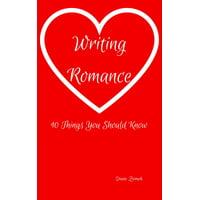 Writing Romance - eBook