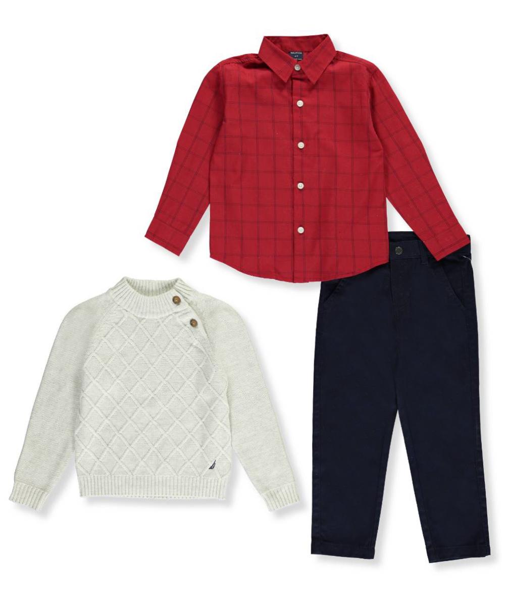 Nautica Toddler Boy Suit 3//3t