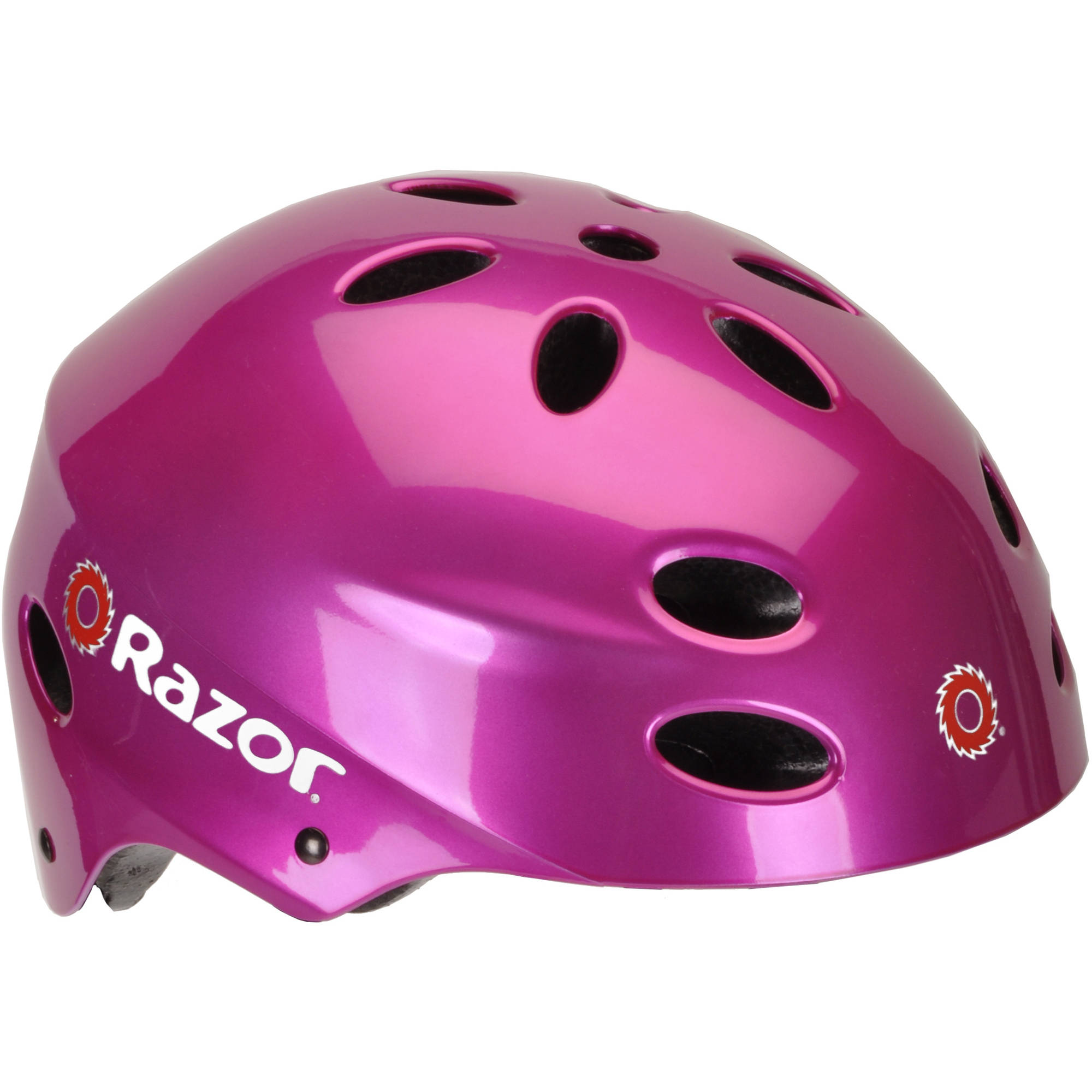 Razor Magenta Child Helmet