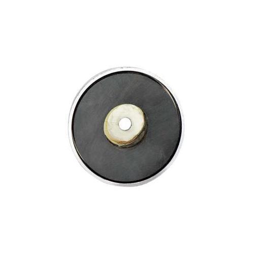 General Tools 3-. 25inch Shallow Pot Ceramic Magnets  376D