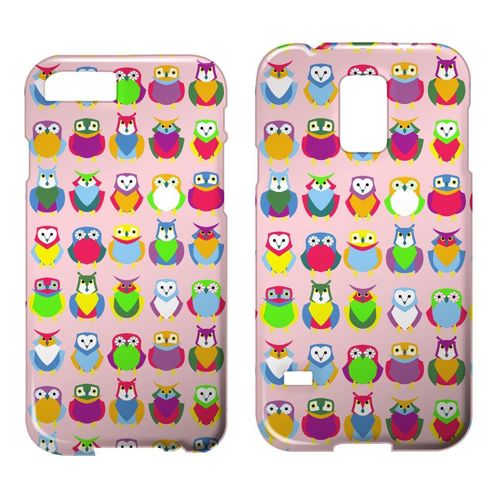 Owls Smartphone Case Barely There (Samsung Galaxy S7) Sgs7 GSA1343-SPCV1-SGS7