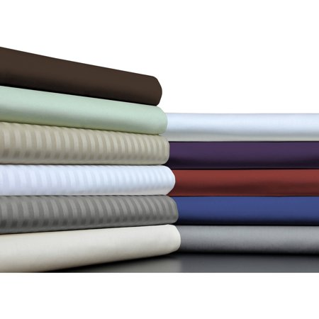Set White Anklet - Brielle Egyptian Cotton Sateen Sheet Set