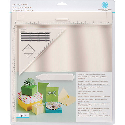 Martha Stewart Crafts Scoring Board, 12.5""