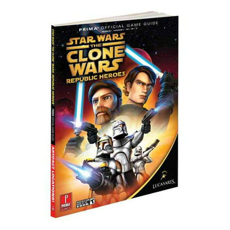 Star Wars Clone Wars Republic Heroes: Prima Official Game