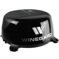 "Winegard WF2-435 ConnecT 2.0 Black 16"" Dia x 8""H RV WiFi + 4G LTE Range Extender"