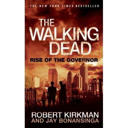The Walking Dead: Rise of the Governor - eBook