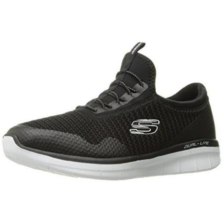 be52e80e09c4 Skechers - 12386 BKHP Black Pink Skechers Shoes Memory Foam Women Sport  Slipon Comfort Mesh 12386BKPK - Walmart.com