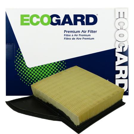ECOGARD XA5907 Premium Engine Air Filter Fits 2010-2014 Ford Mustang