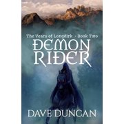 Years of Longdirk: Demon Rider (Paperback)