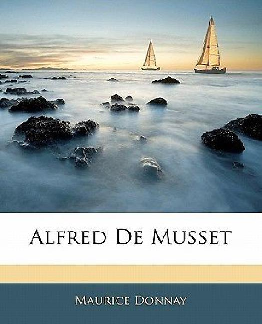 Alfred de Musset by