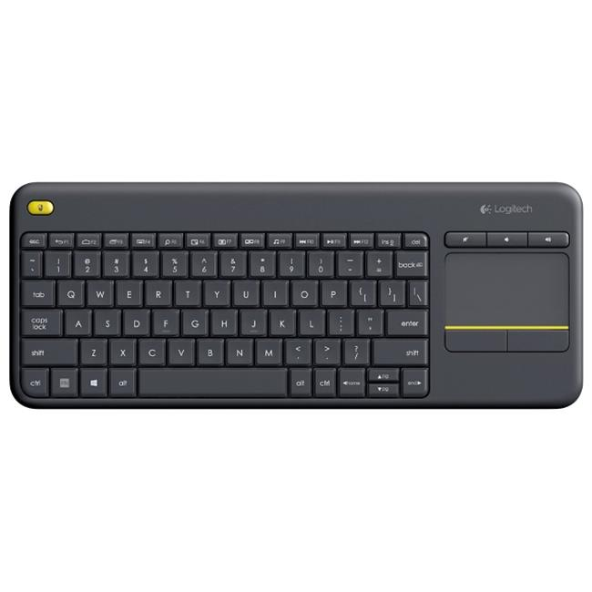 Logitech 920-007119 Wireless Touch Keyboard With Built-In Touchpad