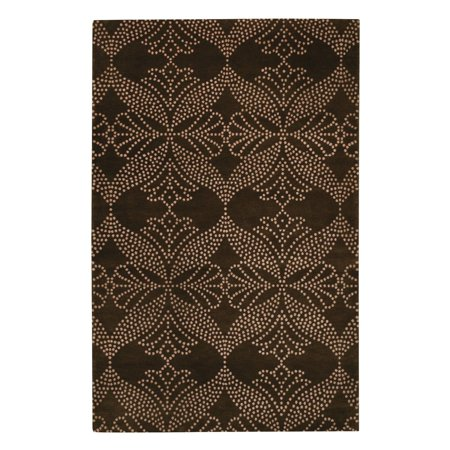 Capel Picturesque-Grace 1622RS0 Area Rug - Cocoa