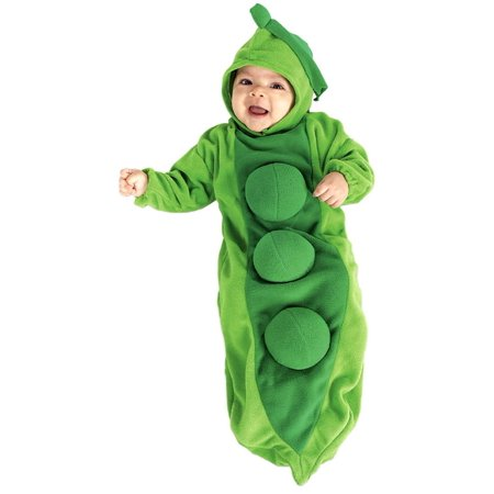 Pea in the Pod Bunting Baby Costume - 0-9 months](Caterpillar Costume Baby)