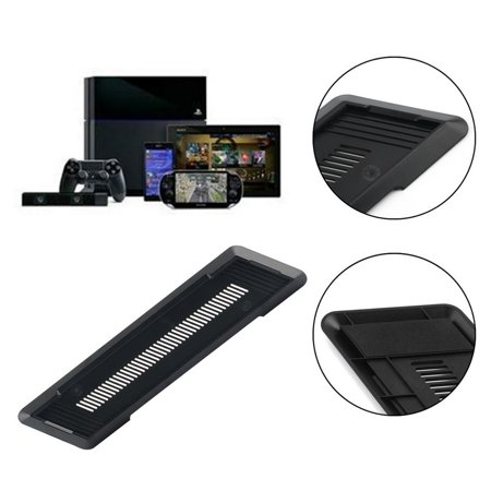 1pc Vertical Stand Dock Mount Cradle Holder For Sony Playstation 4 PS4 - image 2 of 6