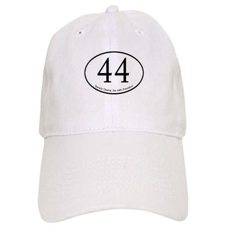 CafePress - Barack Obama, 44Th President - Printed Adjustable Baseball Cap