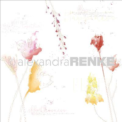 Alexandra Renke Magic Flowers Design Paper 12