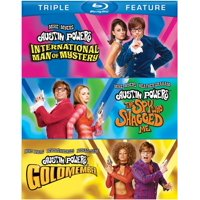 Deals on Austin Powers Triple Feature Blu-ray