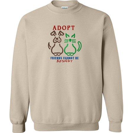 Choose From Over 29 Gildan Women's Custom Embroidered Heavy Blend Crewneck Sweatshirt