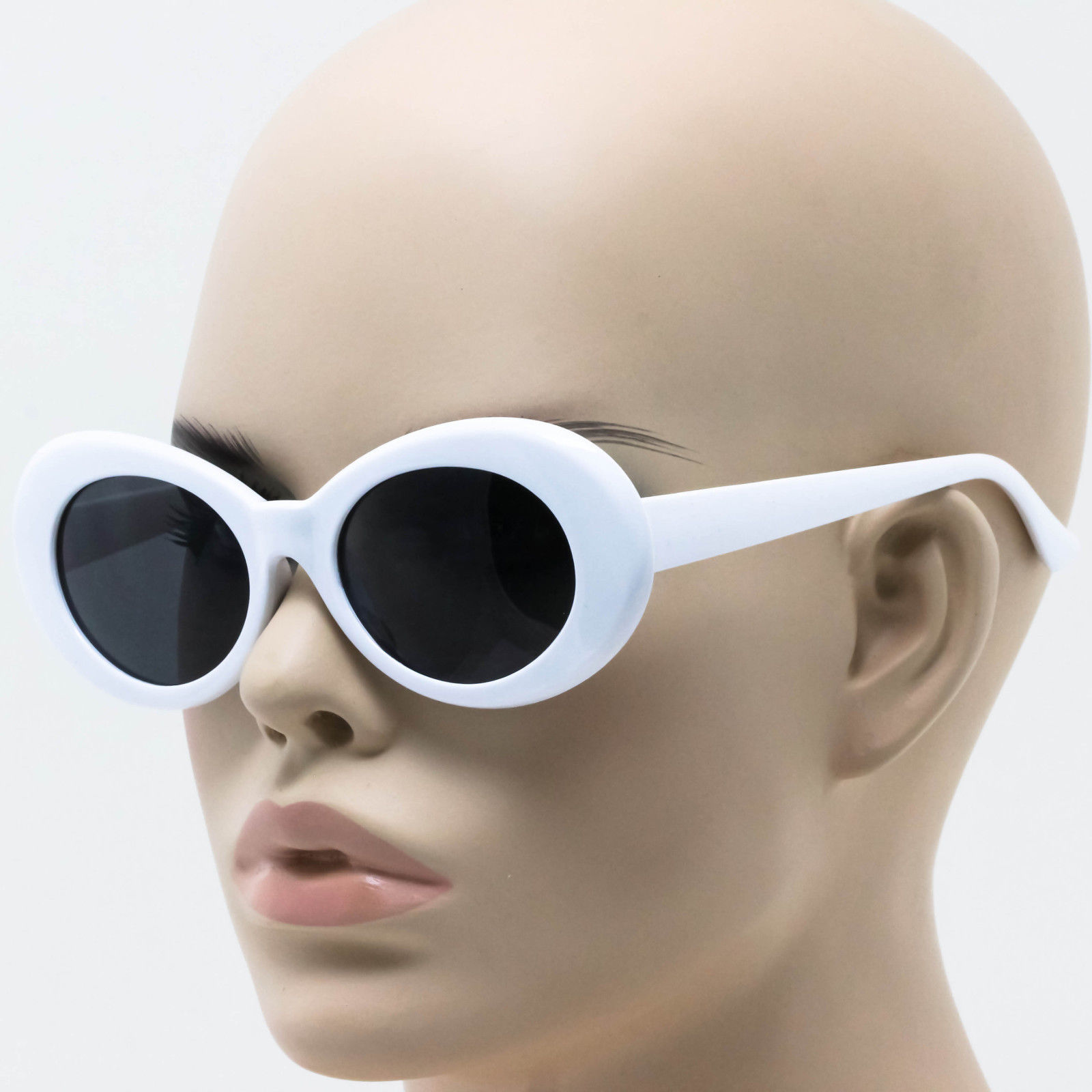 577b264cefe Clout Goggles Clout Rapper Hypebeast Cool Oval Migos Yachty Glasses Kurt  Cobain - Walmart.com