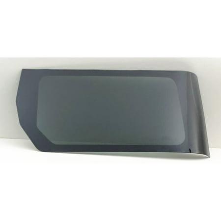 For 2003-2011 Honda Element Driver/Left Side Quarter Window Replacement Glass Factory Dark -