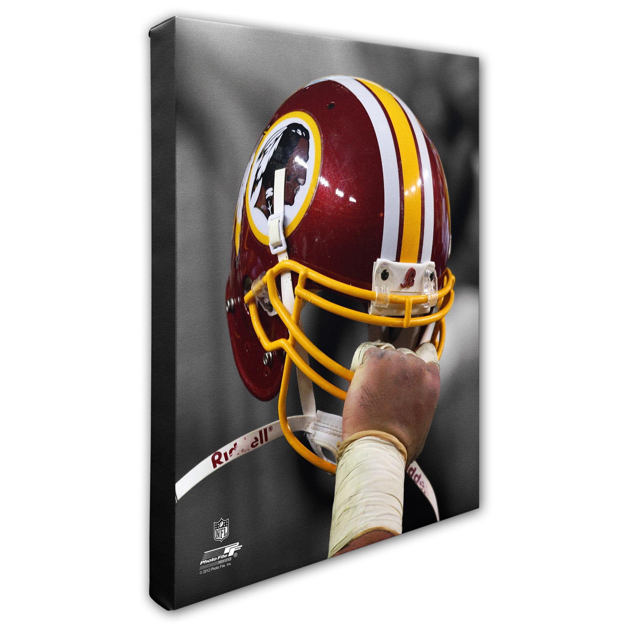 "Washington Redskins 16"" x 20"" Helmet Photo - No Size"