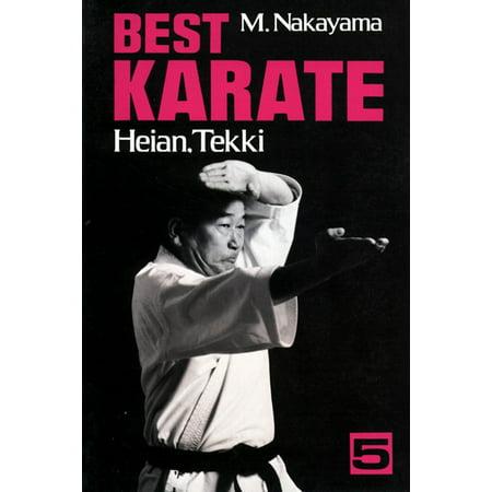 Best Karate, Vol.5 : Heian, Tekki