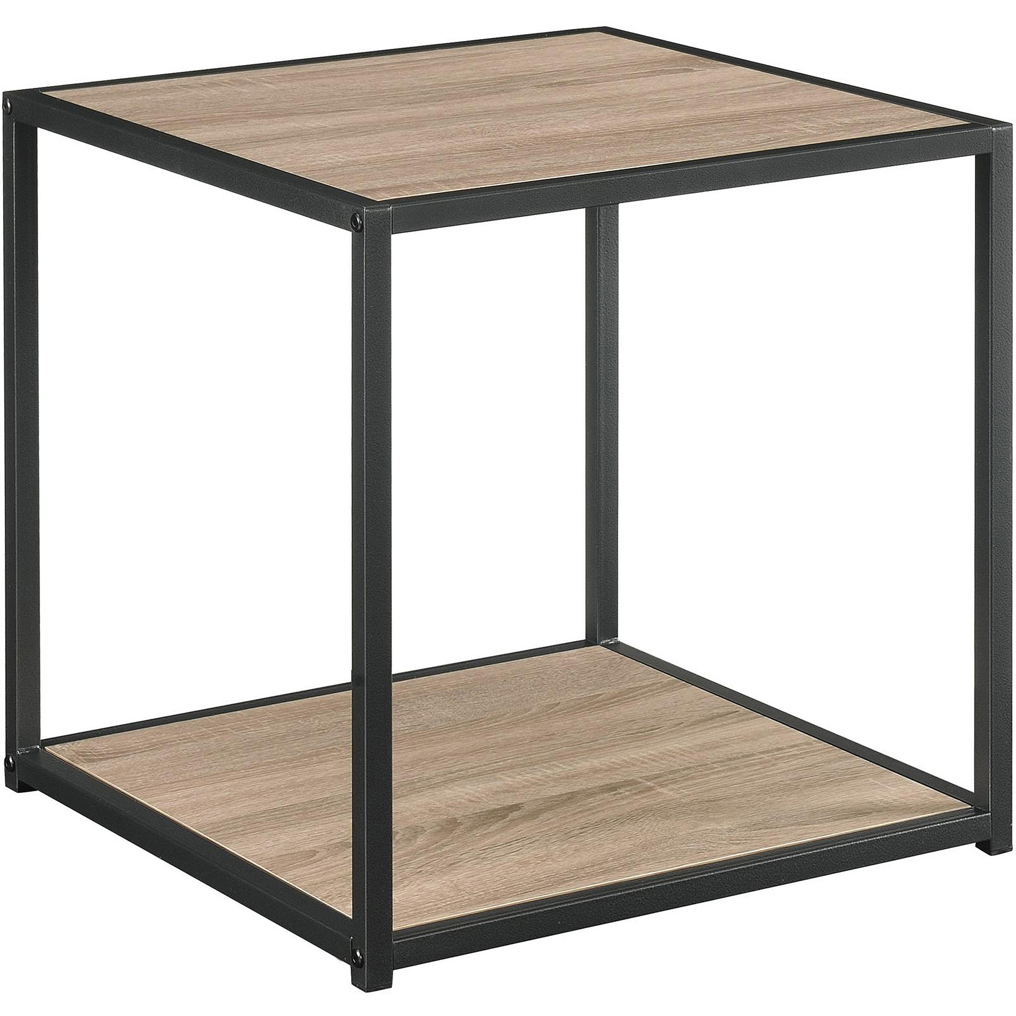 ameriwood home canton accent table with metal frame multiple  - ameriwood home canton accent table with metal frame multiple colors walmartcom