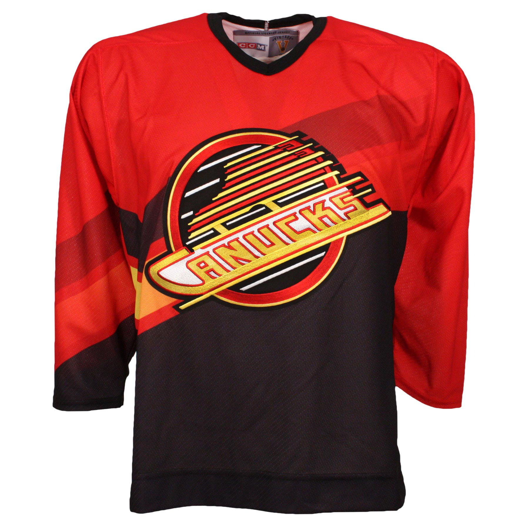 online store a5dcb 6988a Vancouver Canucks Vintage Replica Jersey 1995 (Alternate ...