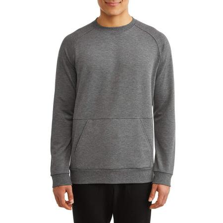 Athletic V-neck Sweatshirt (Athletic Works Big Men's)