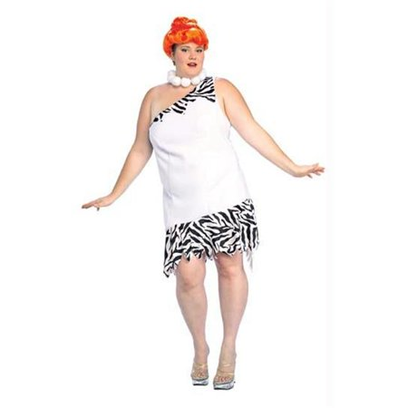Costumes For All Occasions Ru17447 Wilma Flintstone Gt Plus Size](Wilma Flintstone Plus Size Costume)