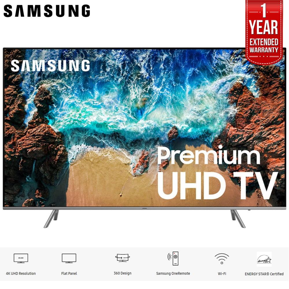 Samsung UN82NU8000 82NU8000  Smart 4K UHD TV 2018 Model (UN82NU8000FXZA) with 1 Year Extended Warranty
