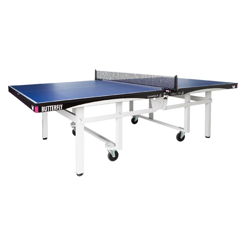 Butterfly Centrefold 25 Rollaway Ping Pong Table by Martin Kilpatrick Co.